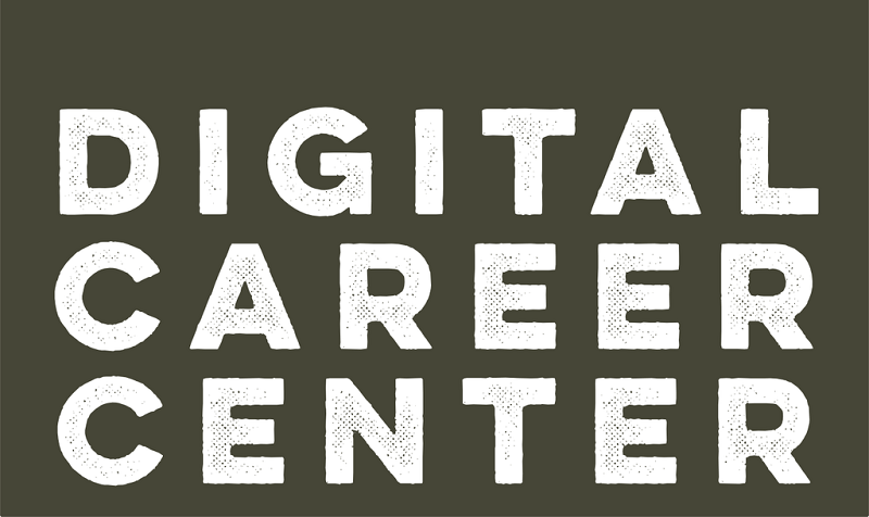 digital career center logo