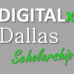 digital by dallas digital business event scholarship