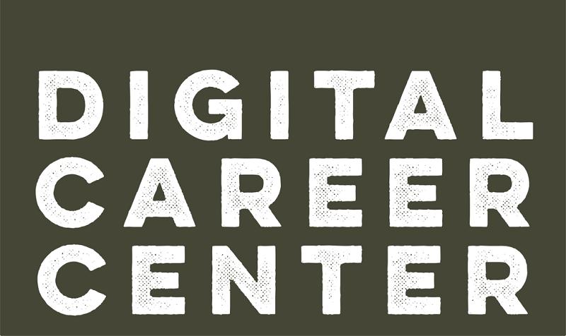 digital career center logo